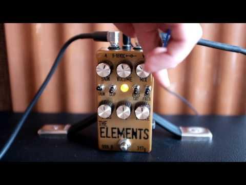 Coastal Tone - Dr. Scientist Elements