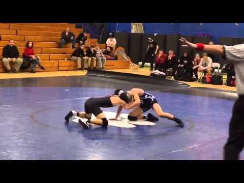 Wrestling: Allentown Vs. Princeton, Jan. 6, 2016