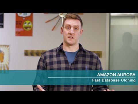 Fast Database Cloning in Amazon Aurora