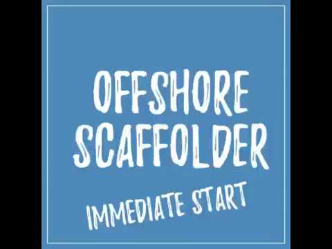 Offshore Scaffolder