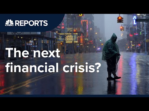 Why climate change could lead to a financial crisis (and what we can do about it) | CNBC Reports