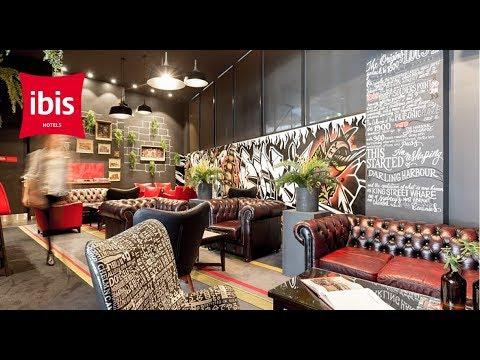 Discover Ibis Sydney King Street Wharf • Australia • Vibrant Hotels • Ibis