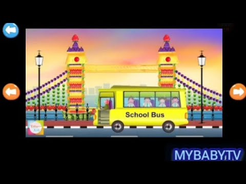 My Baby Tv London Bridge Song For Kids Youtube