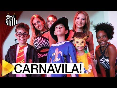 Veja como foi o CarnaVila