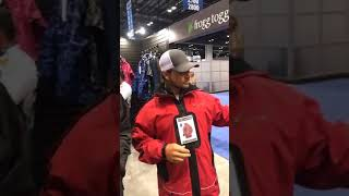 Pro Staff, Andy Morgan and Keith Poche talking about the all new Pilot PRO™ Suit from frogg toggs®