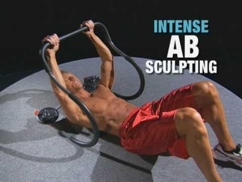 Ab Roller® Evolution - Intense Ab Sculpting