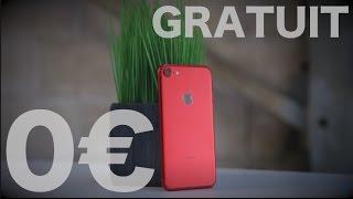 COMMENT OBTENIR UN iPHONE (RED) GRATUITEMENT ?