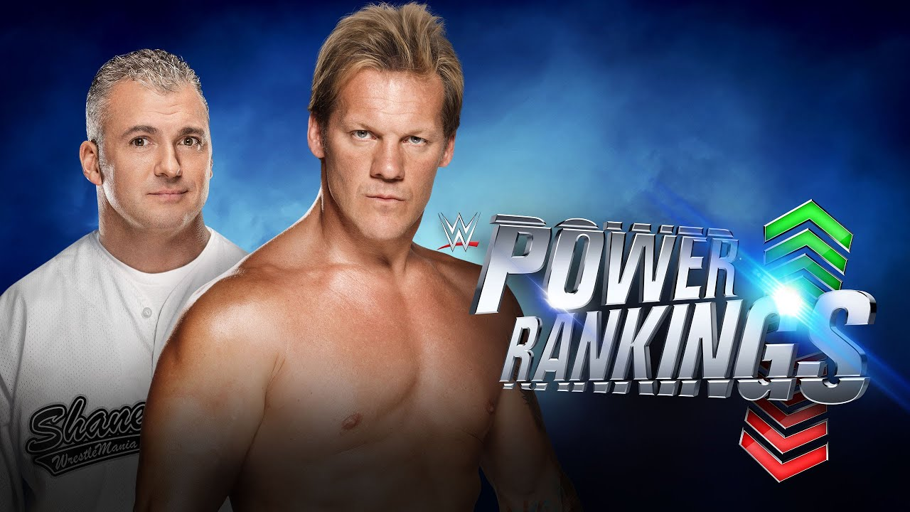 Who Sits Atop This Week S Wwe Power Rankings March 20 2016 Youtube