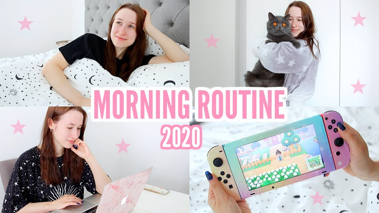 MORNING ROUTINE 2020
