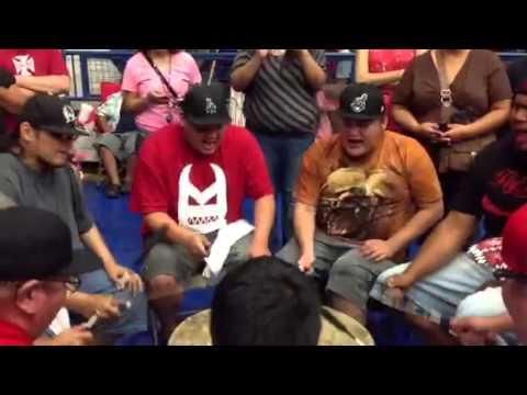 Meskwaki Nation @ Sac & Fox Powwow 2013