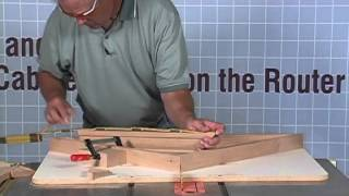 Sommerfeld's Tools for Wood - Mitered Raised Panels Made Easy with Marc Sommerfeld - Part 1