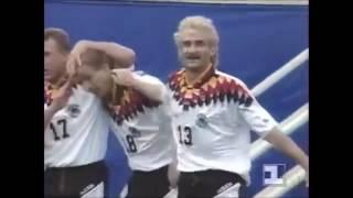 Rudi Voller - Best Goals, Assists and Passes