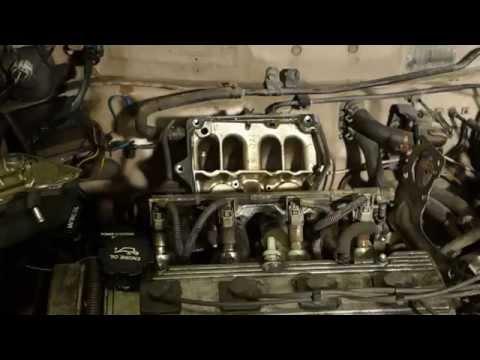disassemble intake manifold vvt  engine toyota doovi