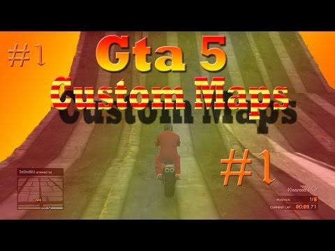 GTA 5 Best Custom maps: Hole in One (Xbox 360) (Fun Custom maps) (1)