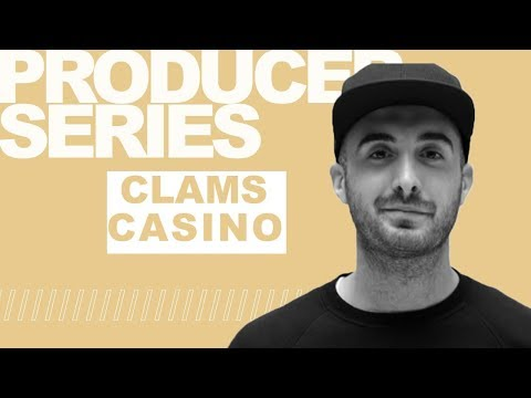 Producer Series: HOW TO MAKE BEATS LIKE CLAMS CASINO