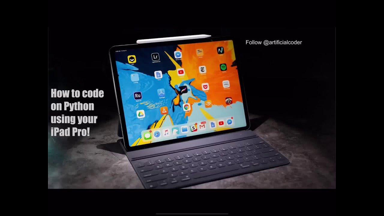 How to use Jupyter (Python) on iPad Pro | Microsoft Azure Notebooks
