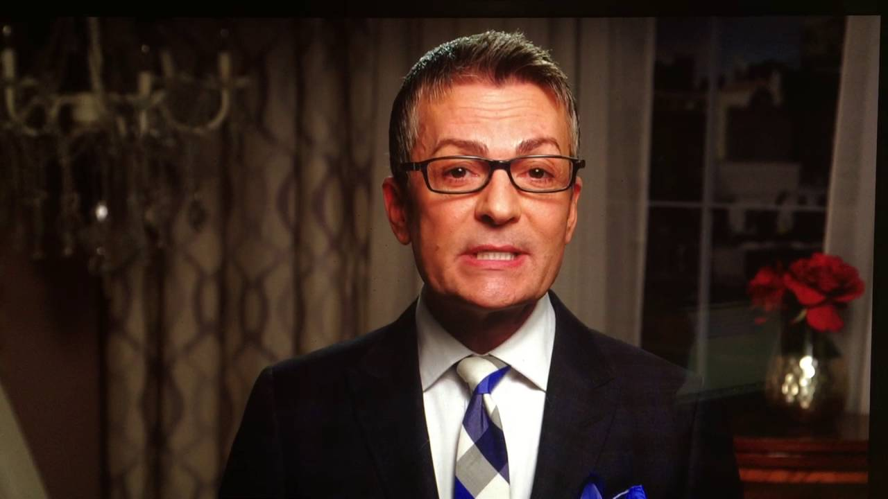 Randy Fenoli Of Say Yes To The Dress Live At The Pullo