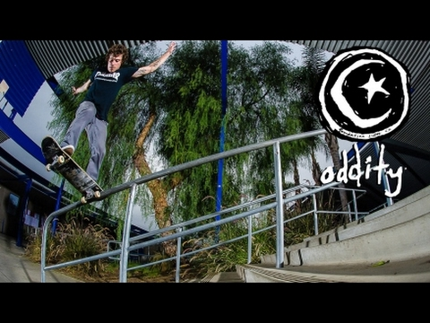 Thrasher Magazine   Nick Merlino's Oddity Part