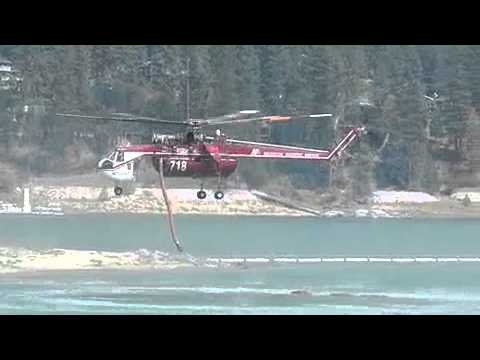 Madera County fire video