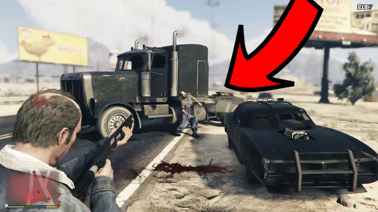 Duke O'Death Cheat Demo Video: Spawn This Bad Boy - GTA BOOM