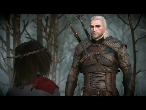 The Witcher 3: Wild Hunt - 35 Minute Gameplay Demo