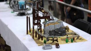 RollerCoaster Factory at Brickworld 2013