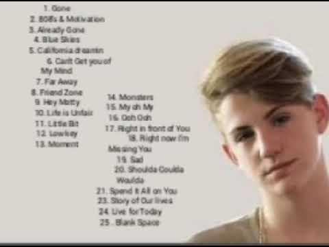MattyBraps Nonstop Playlist