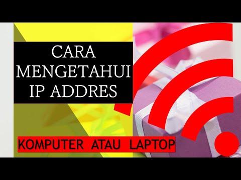 Video ini akan mengajarkan kepada anda Cara Mengetahui IP Address Komputer/Laptop Kita Sendiri. Dan .