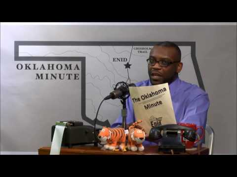 Oklahoma Minute - March 9, 2017