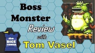 Boss Monster Review - with Tom Vasel