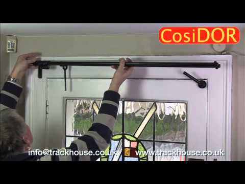 Fitting Cosidor on the door frame