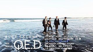 BLUE ENCOUNT 4th Album 『Q.E.D』Teaser Movie