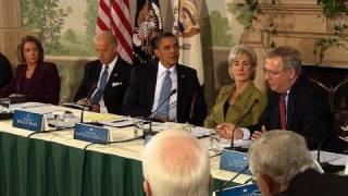 Bipartisan Meeting on Health Reform: Part 2