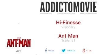 Ant-Man - Trailer #1 Music #1 (Hi-Finesse - Visionary) thumbnail