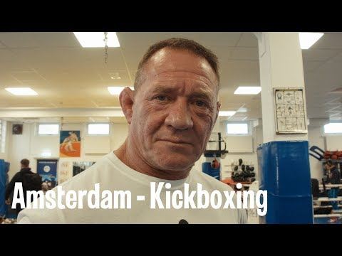 Amsterdam - Kickboxing.