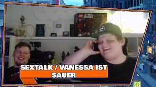SEXTALK | EXSL & TANZVERBOT LIVE  [ VANESSA RUFT WÜTEND AN ]