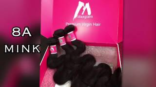 AliExpress Maxglam Hair Review
