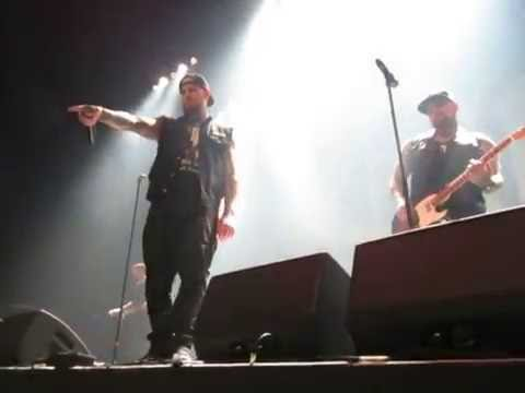 The Chronicles Of Life And Death - Good Charlotte (Utrecht 21-08-2016)