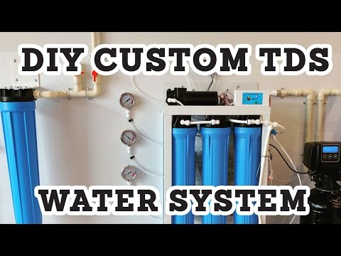 DIY Custom TDS Water Filtration System For Perfect Coffee Water
