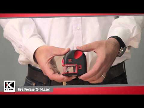 893 Prolaser Laser T-Square