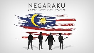 Negaraku - Joe Flizzow, Altimet, SonaOne & Faizal Tahir (Official Lyric Video)