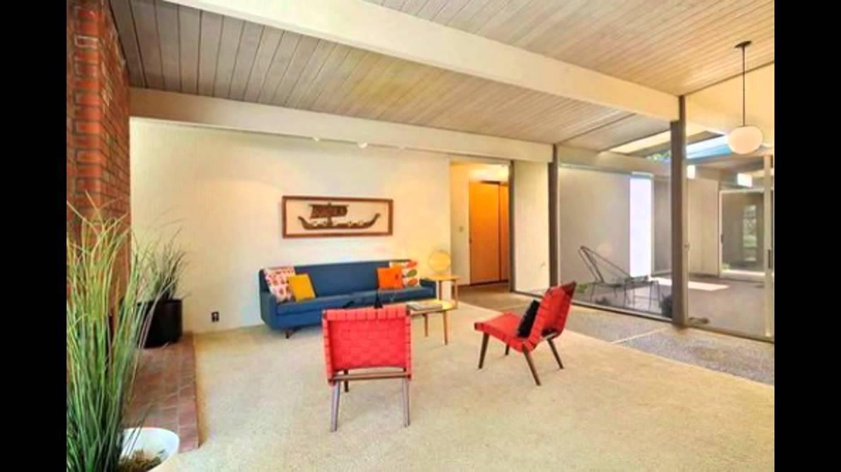 Eichler Homes In East Bay Youtube