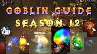 Diablo 3 - Saison 12 - Goblin Guide   Farm Guide   Farm Route   German