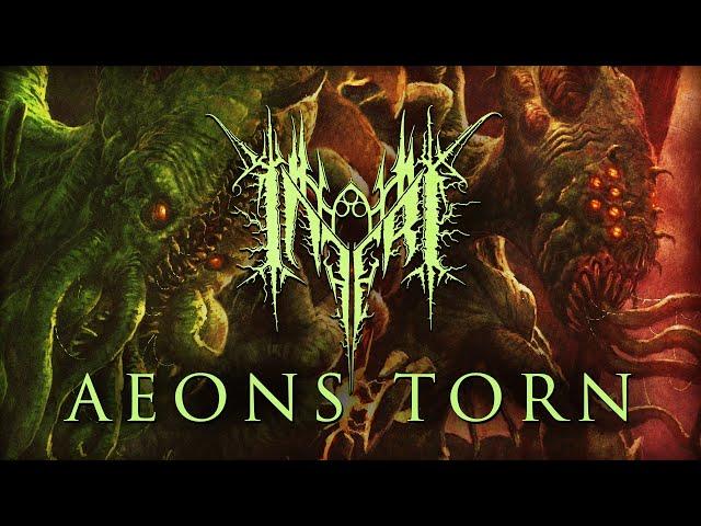 INFERI - Aeons Torn [Official Lyric Video 2020]