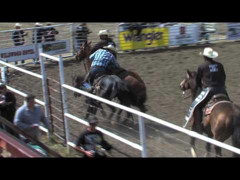 Wildwood 2015 Ranch Bronc Riding
