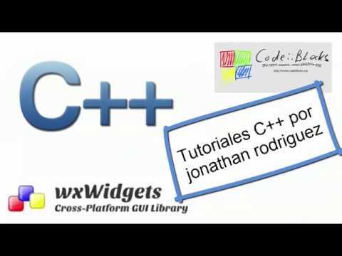 Tutorial C++ Calculadora basica con decimales en wxWidgets y codeblocks