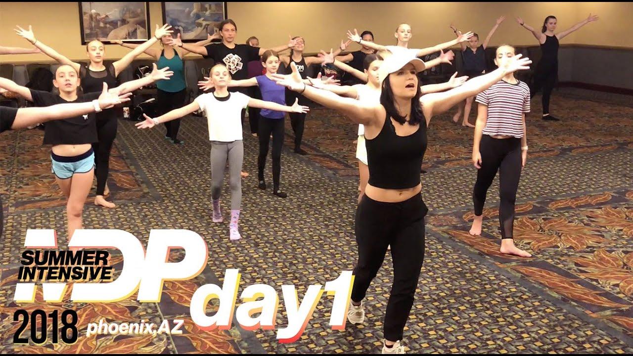 MDP Summer Intensive 2018 • Arizona • DAY 1