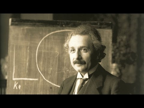 Proving Einstein Right! - Professor Ian Morison