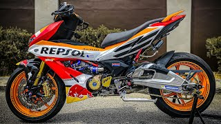 HONDA WIINNER X TURBO ft.REPSOL 【FULLY CUSTOMIZED】