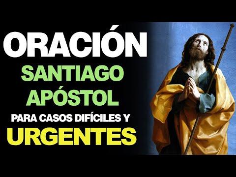 🙏 Oración Milagrosa a Santiago Apóstol PARA CASOS DIFÍCILES Y URGENTES 🙇♂️